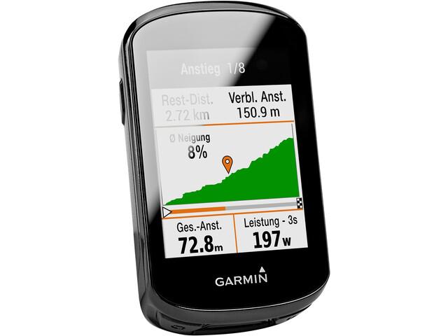 Garmin Edge 830 Bike Computer black